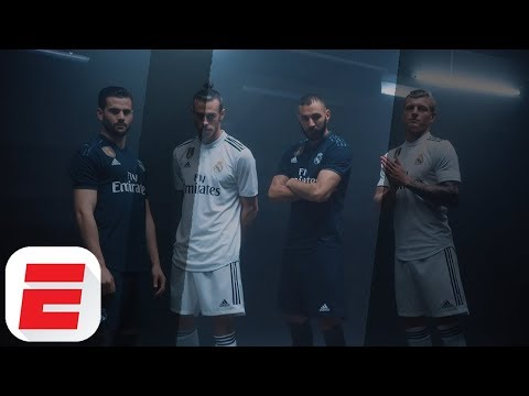 Cristiano Ronaldo Missing From Real Madrid 2018-19 Kit Launch