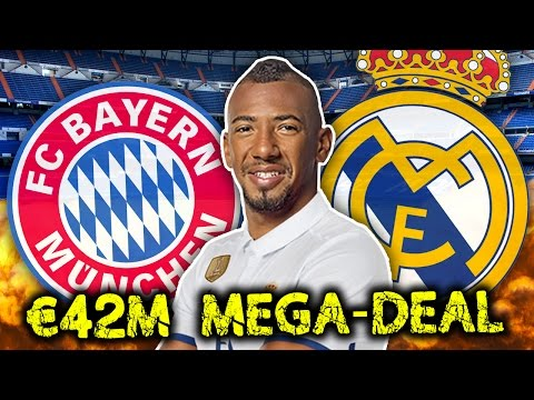 REVEALED: Jérôme Boateng to Real Madrid for €42m This Summer?! | Transfer Review