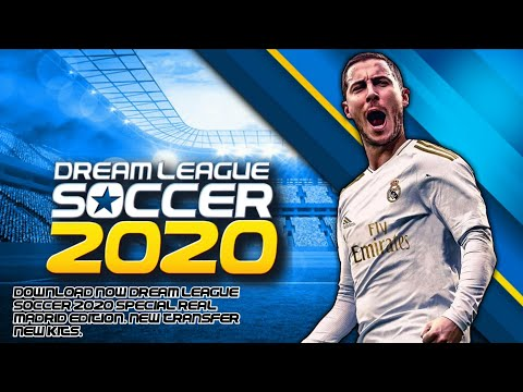 Dream League Soccer 2020 🌠 Real Madrid Edition 🌠 New Best Edition Ever
