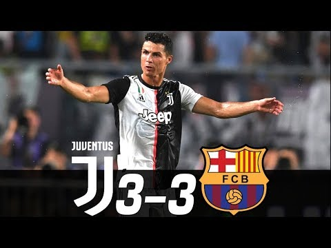 Juventus vs Barcelona 3-3 – All Goals & Highlights 유벤투스 vs 바르셀로나  يوفنتوس ضد برشلونة 3-3