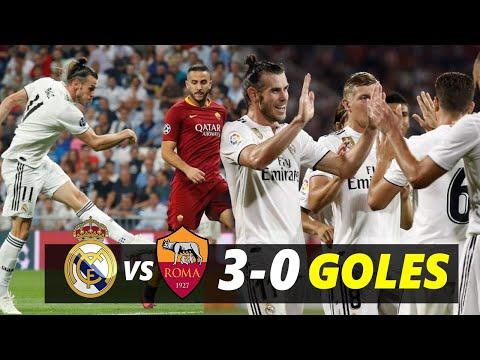 Real Madrid vs Roma 3-0 | Champions 2018 – Resumen y goles