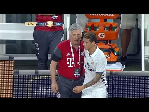 James Rodriguez vs Bayern Munich (N) – 16/17 HD 1080i by JamesR10™