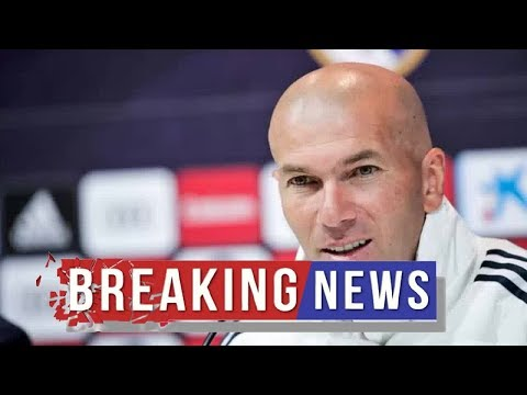 Liverpool news :  Real Madrid boss Zinedine Zidane makes transfer claim that will worry Premier Leag
