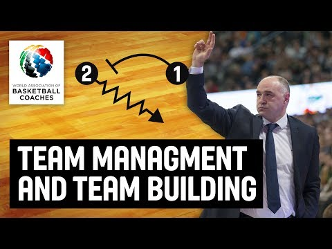 Team Managment and Team Building – Pablo Laso Real Madrid – Basketball Fundamentals