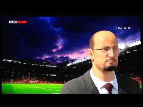 PES 2016 FACE RAFA BENITEZ – REAL MADRID