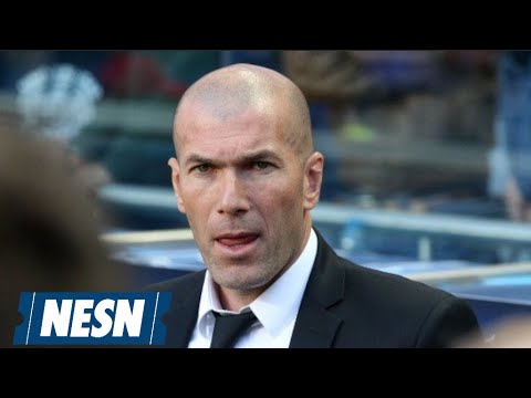 Zinedine Zidane Hired As Real Madrid Head Coach
