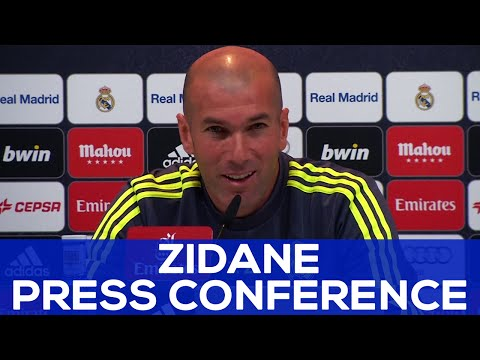 "Zidane: ""Cristiano is 31, but physically he is a BEAST"" 