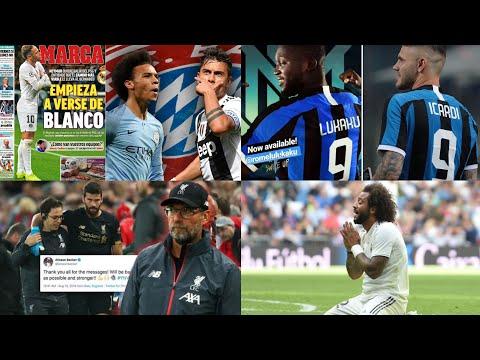 Marca៖ Neymar ចង់ចេញពី PSG ទៅចូលរួមក្លិប Real Madrid, Inter កាត់អាវលេខ៩របស់ Icardi ឲ្យ Lukaku…