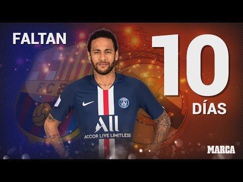 Fichaje de Neymar: Real Madrid o Barcelona, quedan 10 días. I Última hora