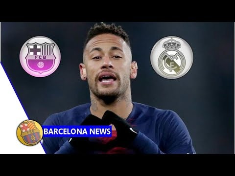 Barcelona make final Neymar transfer decision in attempt to beat Real Madrid to PSG star- news now