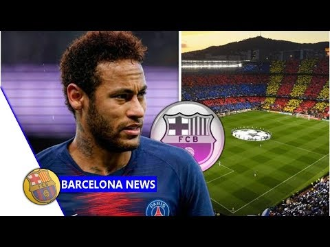 Barcelona want Neymar to make transfer statement as Real Madrid plan move for PSG star- Barcelona…