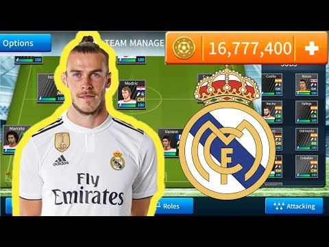 Cara Bikin Dream League Soccer 2019 Tim Real Madrid