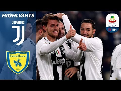 Juventus 3-0 Chievo | Juventus Win Despite Ronaldo Penalty Miss | Serie A