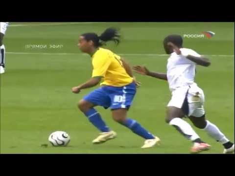 Ronaldinho vs Gana – Copa do Mundo 2006 – by PedroPaulo10i
