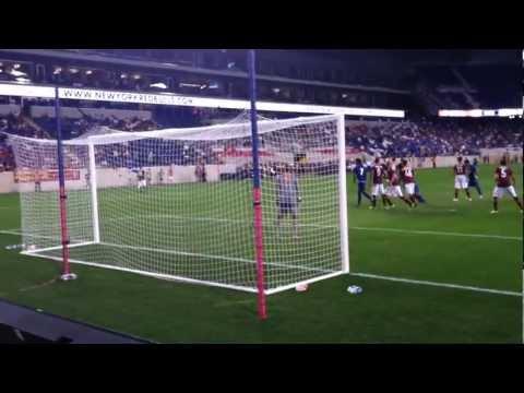 AS Roma  vs El Salvador (Red Bulls Stadium: Harrison, NJ)