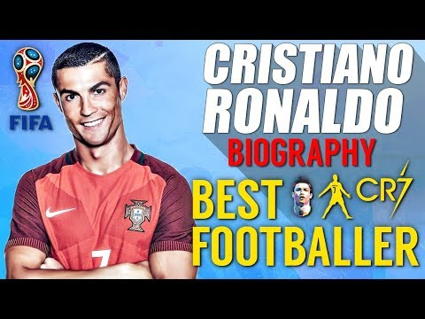 Cristiano Ronaldo Biography | Motivational | Real Madrid | Best Football Player