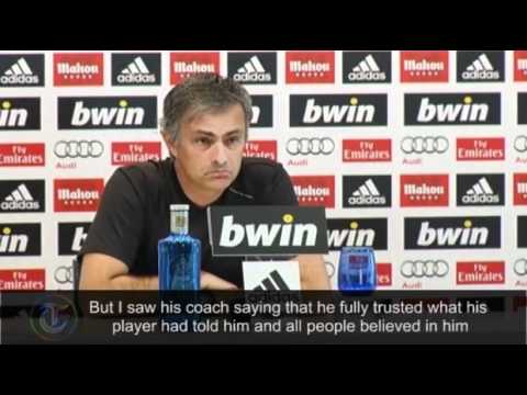 Real Madrid coach defends Pepe