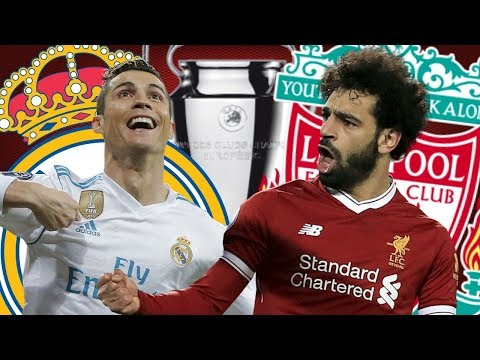 REAL MADRID VS LIVERPOOL PREVIEW | FANS HEAD TO KIEV | RONALDO VS SALAH