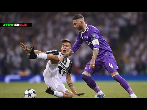 Paulo Dybala ● Horror Fouls & Tackles \ Falli Violenti ● 1080i HD #Dybala #Juventus