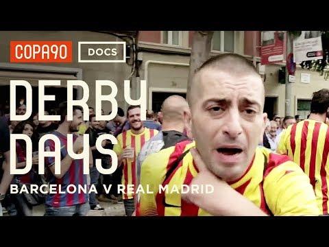 El Clásico – Barcelona vs Real Madrid | Derby Days