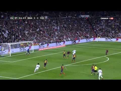 La Liga – Real Madrid vs Barcelona 3 – 4 / 2do Tiempo [23-03-2014]