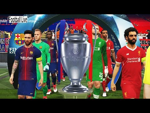 PES 2018 | UEFA Champions League Final | Penalty Shootout | Liverpool vs Barcelona | Gameplay PC