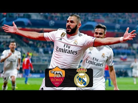 AS Roma vs Real Madrid – Match Preview 27/11/2018 | HD