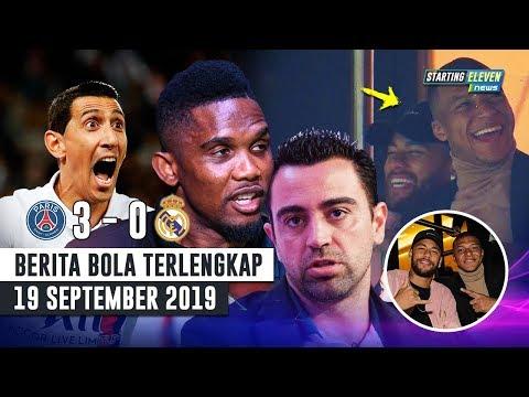 Penyebab Madrid DIBANTAI 😱 Eto'o Ancam Bunuh Xavi 🤔 Mbappe & Neymar Ketawain Madrid