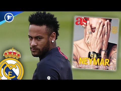 La contre-attaque du Real Madrid pour boucler l'opération Neymar | Revue de presse