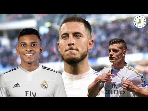 Borong Pemain Baru!!! 5 Pemain Baru Real Madrid Berharga Mahal Yang Dibeli Di Musim Panas 2019