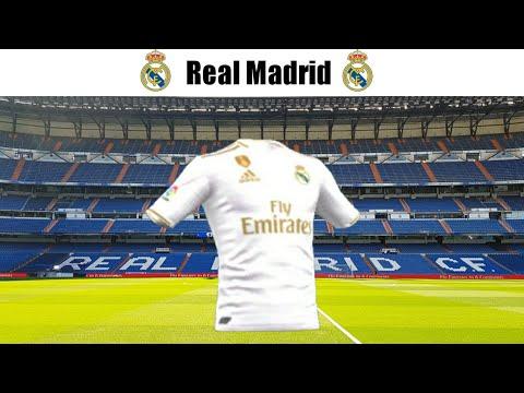 ดรีมลีกแจกชุด เรอัล มาดริด2020(Real Madrid)
