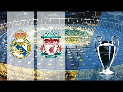 Real Madrid vs Liverpool FC | FINAL | 2017/18 UEFA Champions League | Simulation