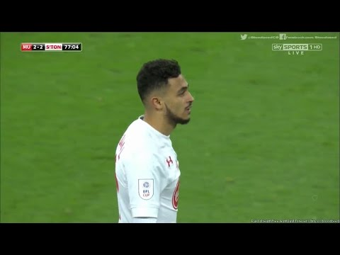 Sofiane Boufal vs Manchester United 26/02/17 HD