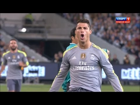 Manchester City vs Real Madrid 1-4 24.07.2015 (Preseason Friendly) 2015 HD
