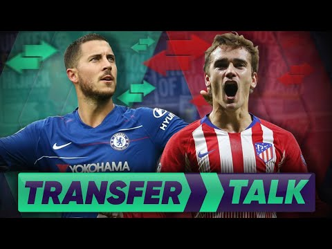 Does Antoine Griezmann Leaving Atletico Madrid Confirm His Barcelona Transfer?! | Transfer Talk