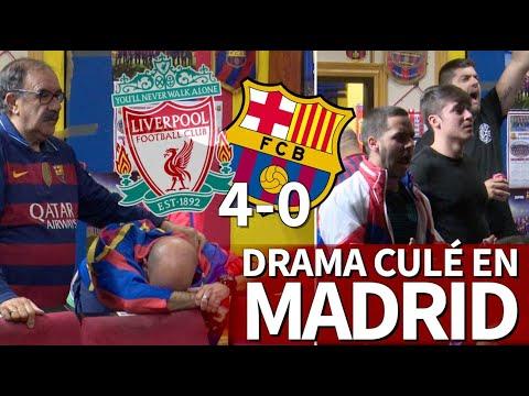 Liverpool 4-0 Barcelona | El drama de los culés en Madrid: una pesadilla sin fin | Diario AS