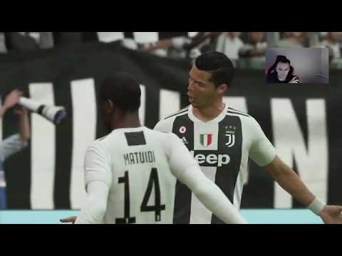 ATM vs JUV FIFA 19 GAMEPLAY