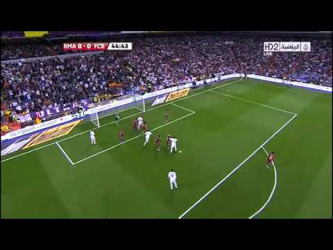 Real Madrid vs Barcelona 1 – 1 All Goals & Full Highlights HD [16/04/2011]