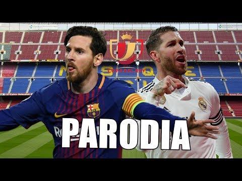 Canción Real Madrid vs Barcelona 1-1 (Parodia Baby – Nicky Jam X Farruko X Amenazzy)