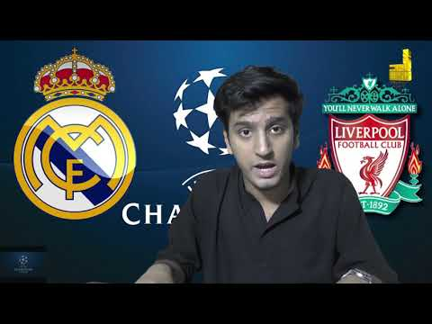 Real Madrid Vs Liverpool | Matches History | NaiUmeed TV | UEFA Final