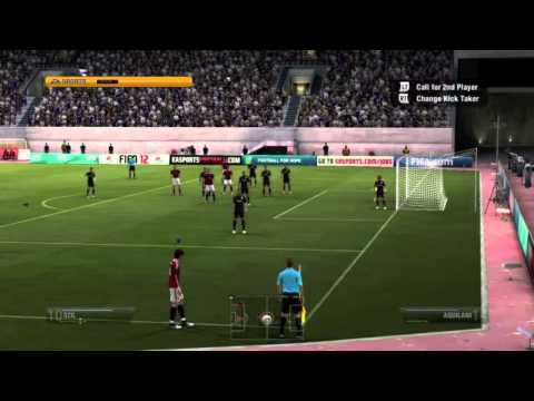 FIFA 12 Gameplay – Real Madrid vs. AC Milan (Full Game + Launch Impressions)