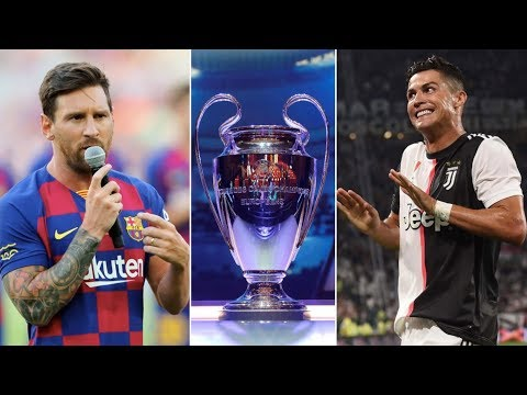 CHAMPIONS LEAGUE GROUP STAGE 2019/2020  PREDICTIONS