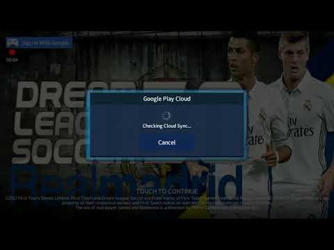 DOWNLOAD AND PLAY DREAM LEAGUE SOCCER 2050 MOD REAL MADRID