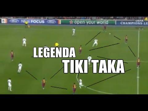 FC Barcelona – Legenda TIKI TAKA