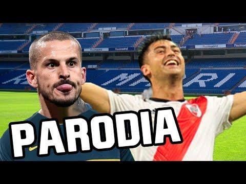 Canción River vs Boca 3-1 (Parodia Anuel AA – Ella Quiere Beber (Remix) ft. Romeo Santos)