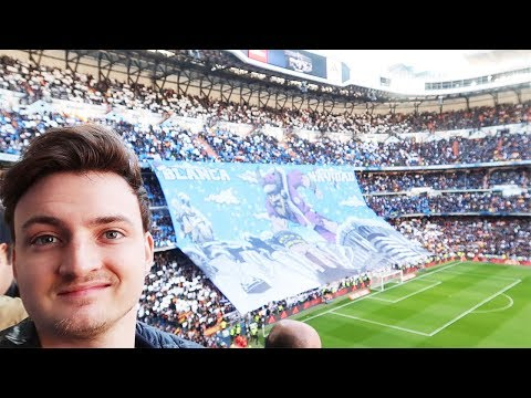 Real Madrid – FC Barcelona 0-3 | El Clasico – Santiago Bernabeu Stadionvlog | ViscaBarca