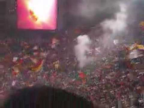 Roma Song ( Roma Vs Real Madrid 2007 )