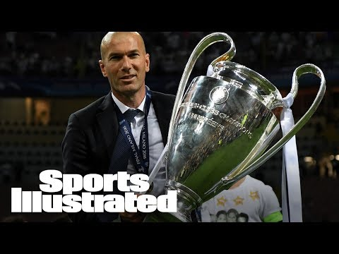 Zinedine Zidane Resigns As Real Madrid Manager | SI Wire | Sports Illustrated