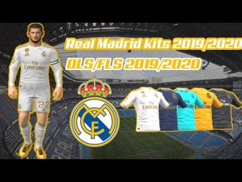 Real Madrid Kits 2019/2020 FTS/DLS