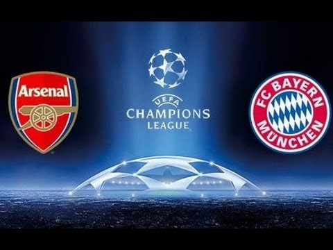 Arsenal Vs Bayern Munich 2-0 2nd Leg Champions Leaguehighlights and Goals 2013/2014(MUST SEE!!!)